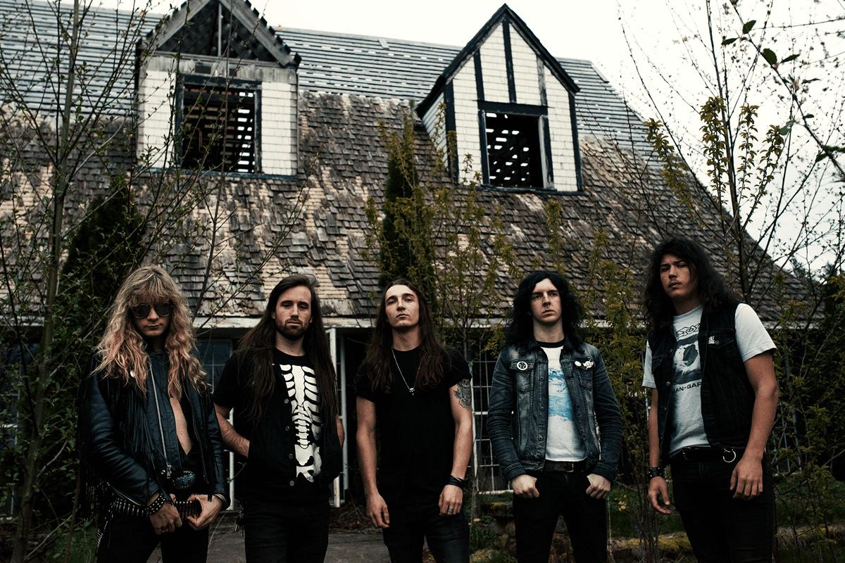 SPELLCASTER Heavy Metal Band