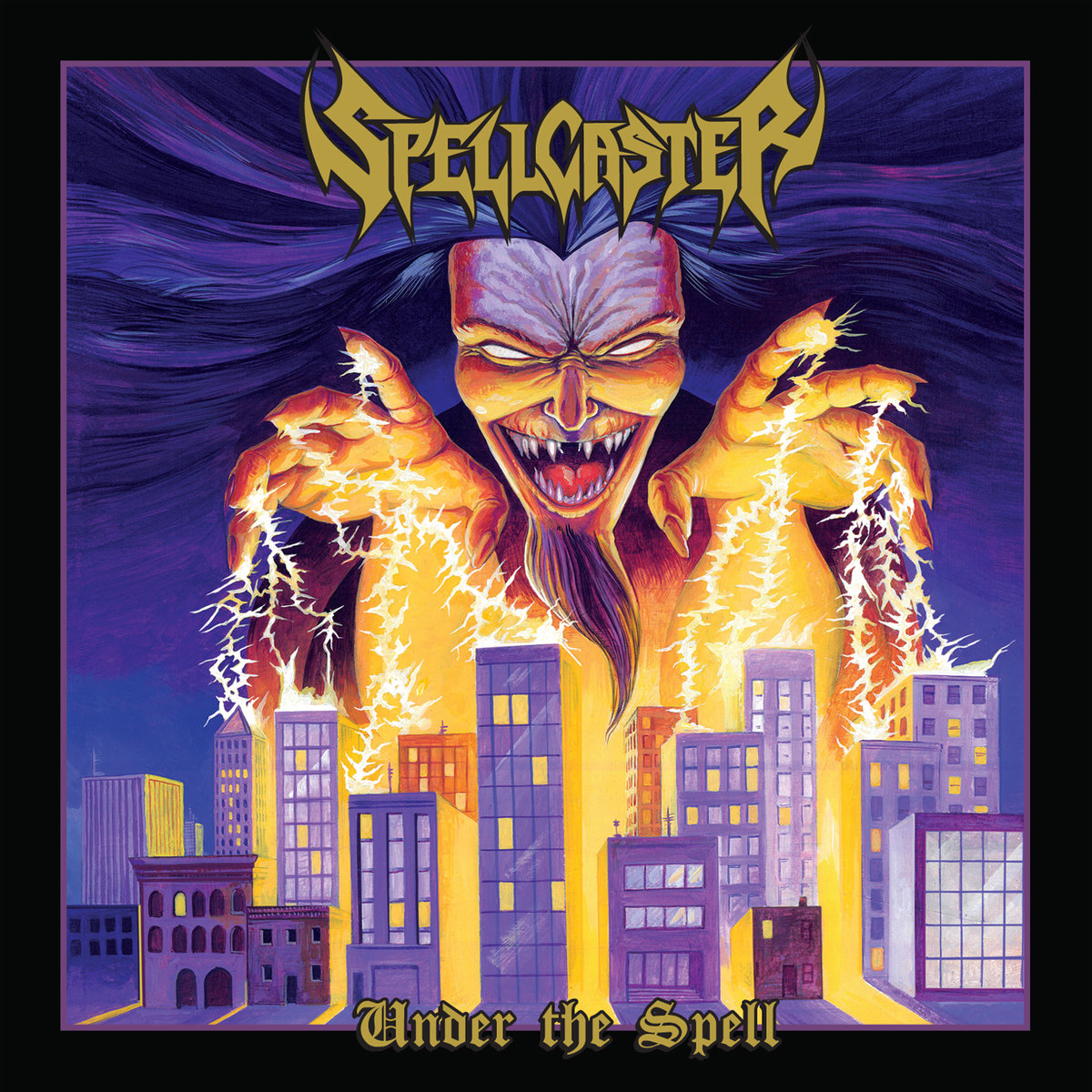 SPELLCASTER Under The SPELL